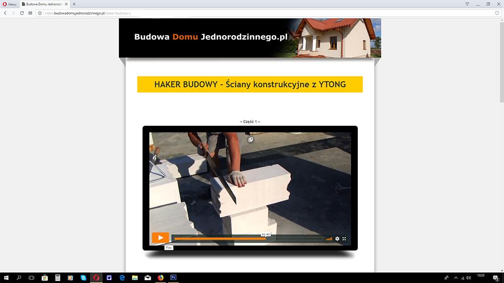 Haker Budowy - DVD
